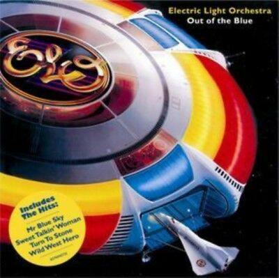 Electric Light Orchestra Out of the Blue [Expanded Edition] CD New ELO