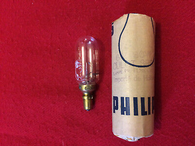 Lampe Pathé philips 6 V 30 W