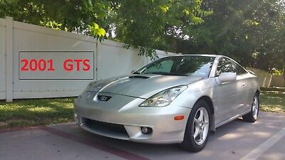 2001 Toyota Celica GTS Hatchback 2-Door 2001 Auto Leather Excellent Engine Texas Family car bought new Mobil 1 Oil GTS