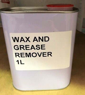 Wax And Grease Remover 1L Prepsol (Swg1)