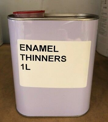 Enamel Thinners 1L Automotive Thinners  (St300-570-1)