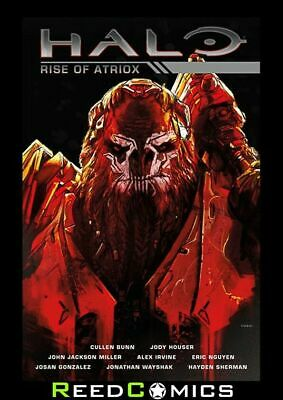HALO RISE OF ATRIOX HARDCOVER New Hardback Collects 5 Part Series
