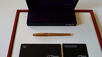 S.T. DUPONT Olympio Large Roller convertible 482203