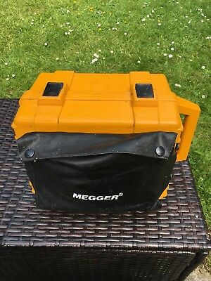 PAT test machine MEGGER PAT 101 - used- Came from a working environment