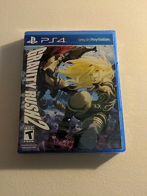 Gravity Rush 2 Playstation 4 Ps4 Brand New Sealed!