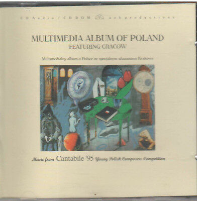 Multimedia Album Of Poland (Pc, 1996)