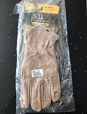 Nomex Gloves 5.11 Tactical Series TAC NFO 2 - Size XL