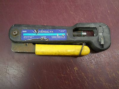 CAT Ripley 59/6 UNIVERSAL-FX Cable Crimping tool