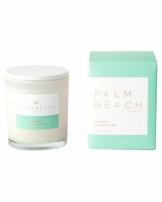 New Palm Beach Collection French Vanilla Candle Loundge Living Room Natural