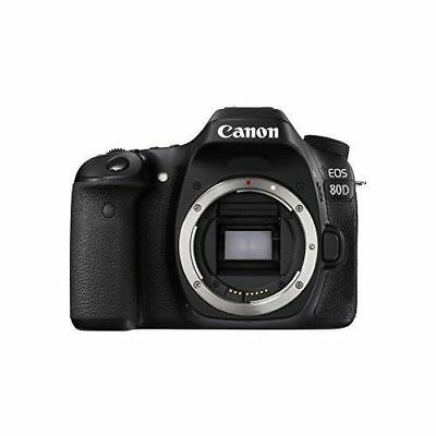 Canon EOS 80D DSLR Camera Body 1263C004 FREE SHIPPING