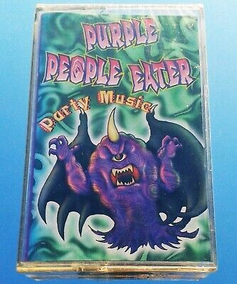 Purple People Eater - Halloween Party Songs (New Sealed Cassette) Trick Or Treat