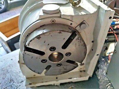Centroid RT150 rotary table with AC motor