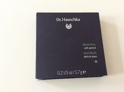 Dr. Hauschka New Collection 2017 Blush Duo 5.7g soft apricot 01