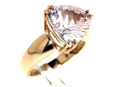 Facettenreich by Sogni d´oro Ring mit Morganit 585er Gelbgold