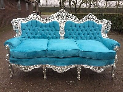Antique Beautiful Sofa/couch Settee In Unique Design