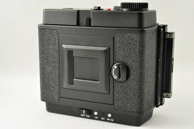 Near MINT Mamiya 6x8 Motorized 120/220 Roll Film Back for RB67  from Japan 3112D