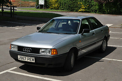 1991 Audi 80 B3 107k Fantastic condition – Lots of work done