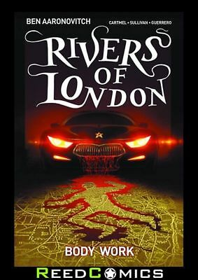 RIVERS OF LONDON VOLUME 1 BODY WORK GRAPHIC NOVEL Collects 5 Part Series