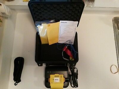 Philips Fr3 AED training pack with battery charger