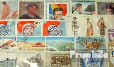Romania 400 different stamps
