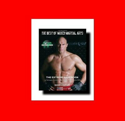 ☆Book:mixed Martial Arts-Extreme Handbook Techniques/Conditioning From%World Mma