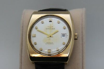 Dugena Monza 138387 Automatic Swiss Made - Vintage