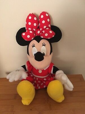 """Disney's Fisher Price Minnie Mouse 15"""" Soft Toy"""
