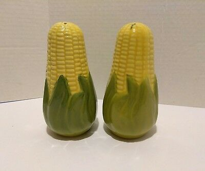 Shawnee Corn King Large Salt and Pepper Shakers
