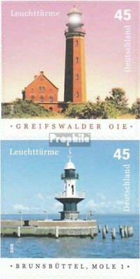 FRD (FR.Germany) 2478b-2479b (complete issue) used 2005 Lightho