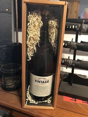 1.5ltr Rare, Collectable, Signed, Vintage Ale