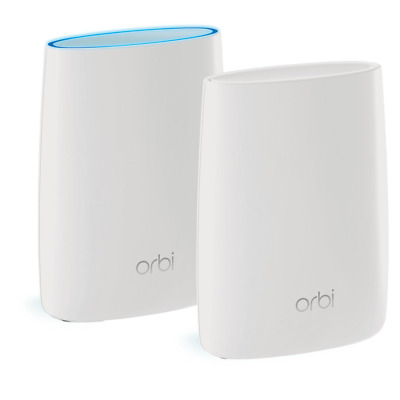 NETGEAR Orbi Whole Home Mesh WiFi System with Tri-band – Wireless router replace