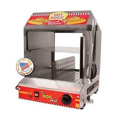 "Paragon Hot Dog Steamer Sausage Cooker - Model 8020 ""The Dog Hut"""