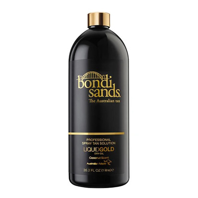 Bondi Sands Professional Tanning Solution Liquid Gold 1 Litre Spray Tan