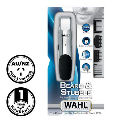 Wahl Beard & Stubble Cordless Rechargeable Hair Facial Body Trimmer