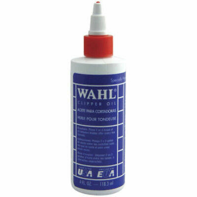 Wahl Clipper Oil 118ml Hair Trimmer Andis Oster Silver Bullet Barber
