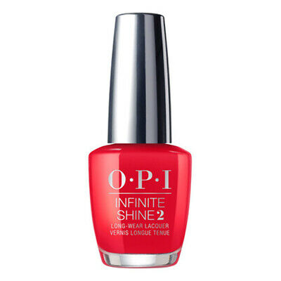 OPI Infinite Shine Nail Polish ISLC13 Coca-Cola Red (15ml)