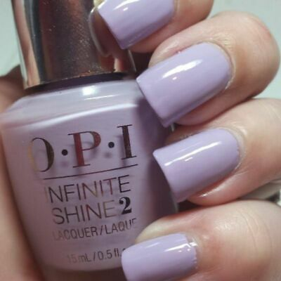 OPI Infinite Shine Nail Polish Lacquer Enamel ISL11 In Pursuit of Purple 15ml