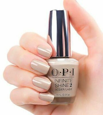OPI Infinite Shine Nail Polish Lacquer Enamel ISL21 Maintaining My Sand-ity 15ml