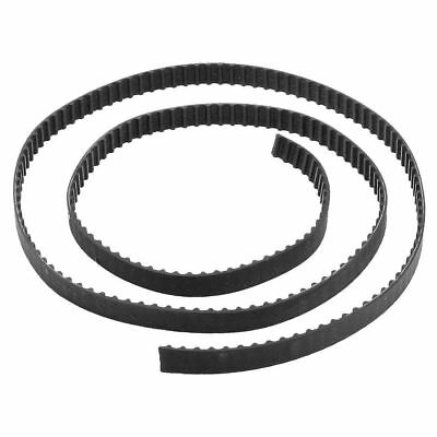 100XL 100-XL Timing Belt 50 Teeth Cogged PU Rubber Geared Belt 39.3""