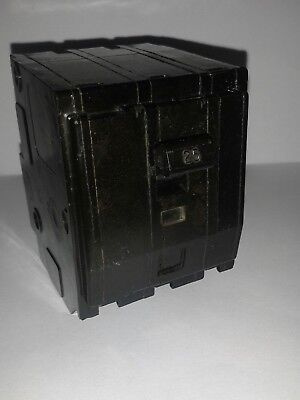 Square D Qo325   3 Pole  25 Amp  120/240V  Plug In Circuit Breaker