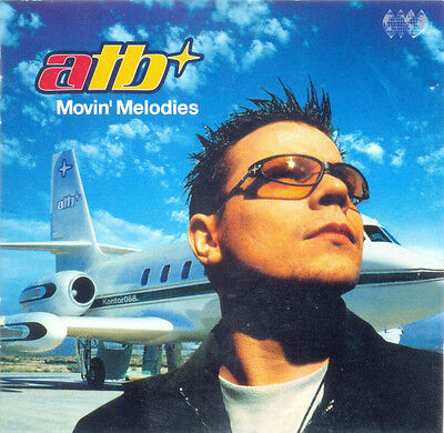 ATB - Movin' Melodies (1999)  CD  NEW/SEALED  SPEEDYPOST