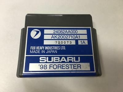 Diagnostic Cartridge 98 Forester For Subaru Select Monitor 24082Aa000 Ver 1.00