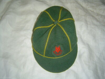 Boy Scout green cap hat Boy Scout of Canada
