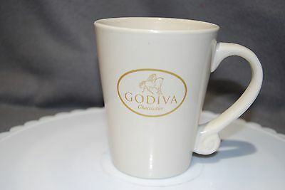 2009 GODIVA CHOCOLATIER, CALIFORNIA PANTRY MUG, 12 oz COFFEE CUP