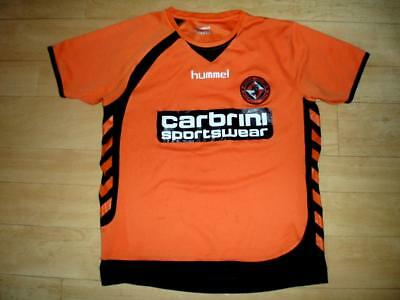 Dundee United 2008-09 home football shirt soccer jersey top ages 15-16 years old