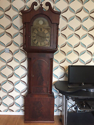 Longcase Grand Father clock