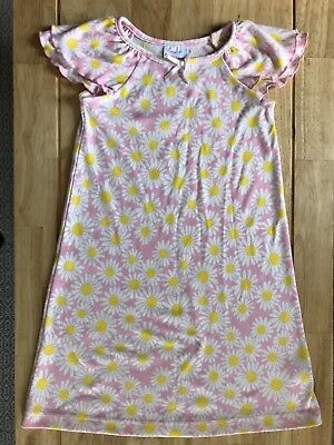 Hanna Andersson Nightgown Size 110 / Pink flowers