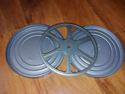Super 8mm Movie Film Reel - 400 Ft. - Auto Loading, Take Up, Archival