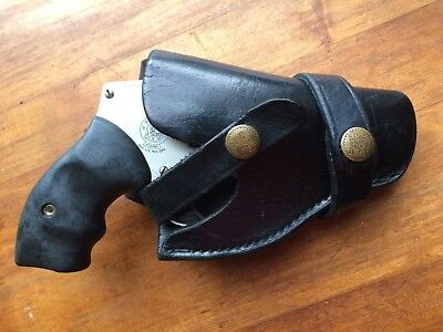 VINTAGE BRAUER Bros Right hand holster Smith and Wesson, Colt , H&R