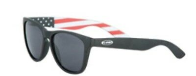 FMF Racing Patriot USA Sun Glasses Red/White/Blue 012589